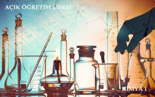 AÖL Kimya 1 Dersi