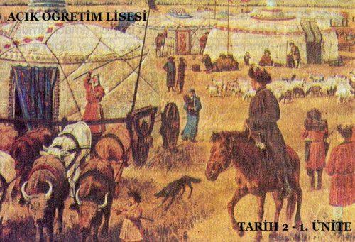 Türk Göçleri Haritası