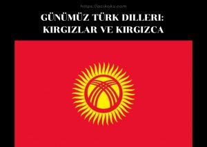 Kırgızlar ve Kırgızca